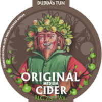 Duddas Tun Original Medium Cider