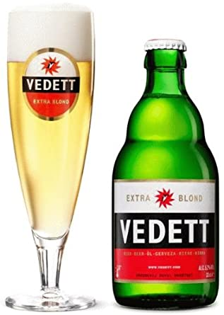 Vedette Blond (Pilsner) 5.2% 330ml Returnable Bottle