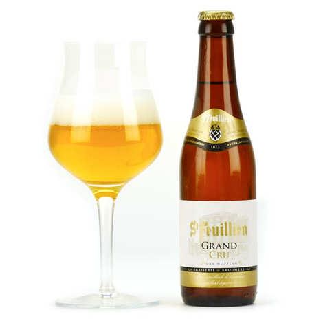 St Fueillien Grand Cru (Extra Blond) 9.5% 330ml Returnable Bottle