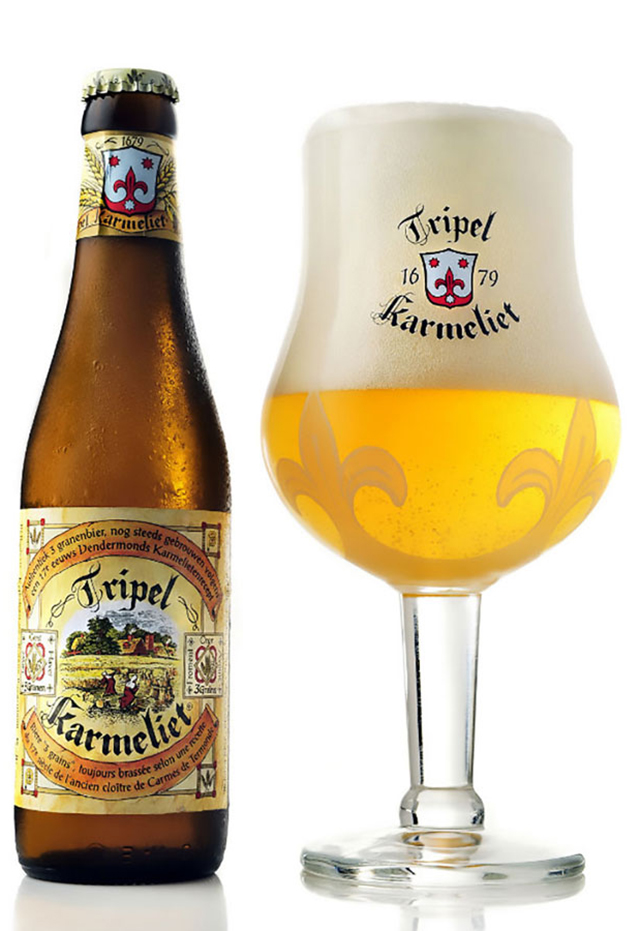 Triple Karmeliet (Triple) 8.4% 330ml  Returnable Bottle