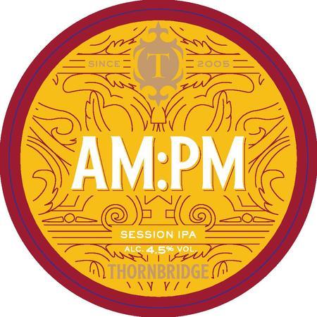 Thornbridge: AM:PM (Gluten free IPA) 4.5%