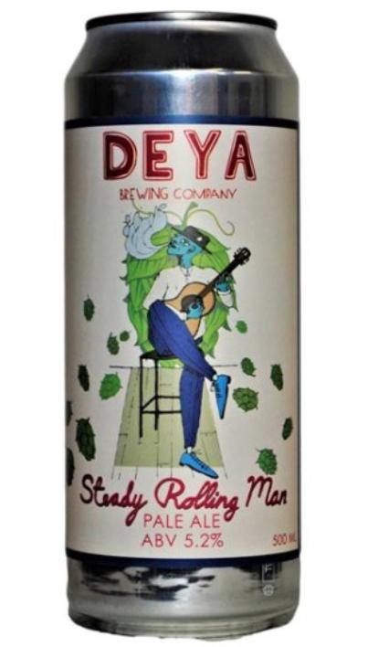 DEYA: Steady Rolling Man 5.2% 500ml