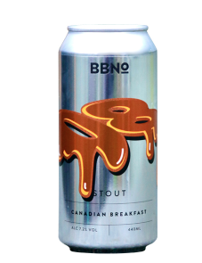 BBNo: 08 Canadian Breakfast (Maple syrup and coffee stout) 7.2% 330ml