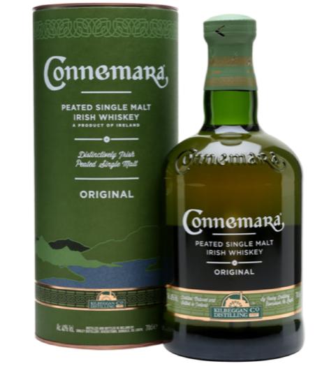 Connemara Peated Irish Whiskey 40% 20ml