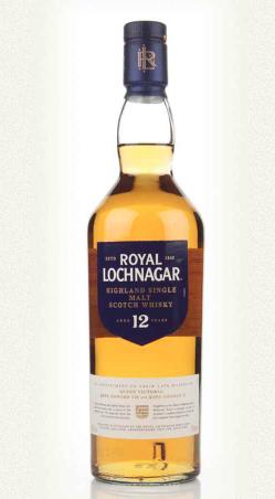 Royal Lochnagar 12 yo (40%) 25ml