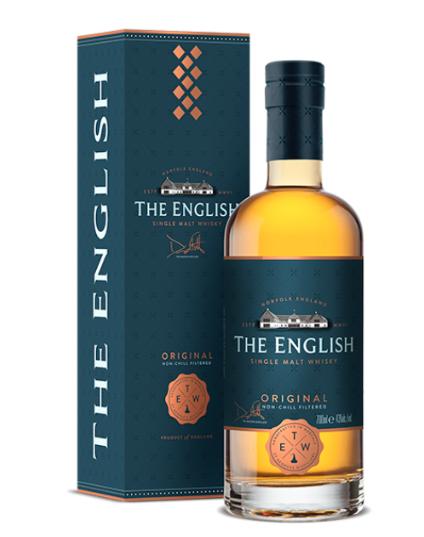 The English Whisky Co.Original 43% 25ml