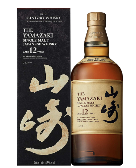 Suntory: Yamazaki 12 Year Old 43% 25ml