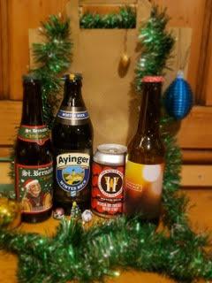 Christmas beer bags 2